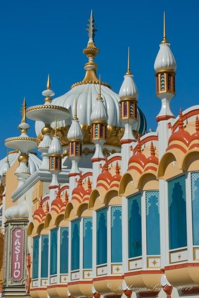 Trump Taj Mahal © Katharina Sunk