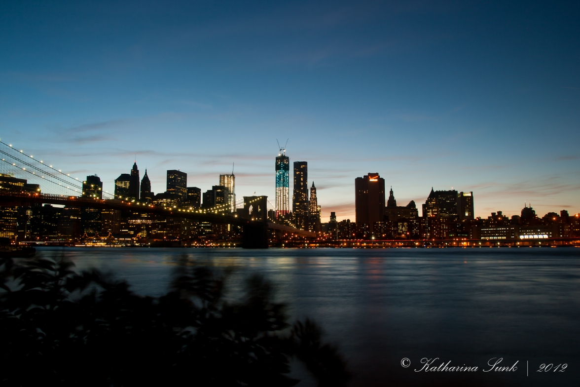 Manhattans Skyline
