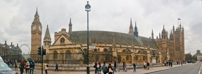 Palace of Westminster © Katharina Sunk