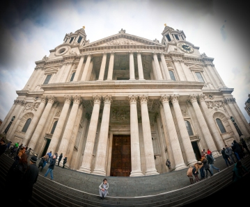 St Paul's Cathedral © Katharina Sunk