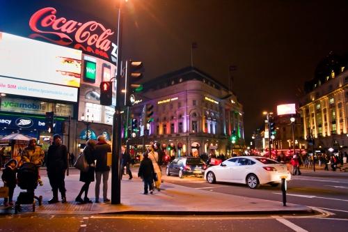 Piccadilly Circus © Katharina Sunk