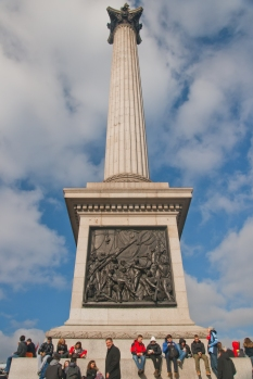 Trafalgar Square © Katharina Sunk