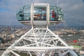 London Eye © Katharina Sunk
