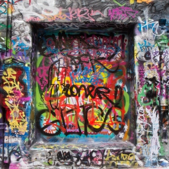 Hosier Lane © Katharina Sunk