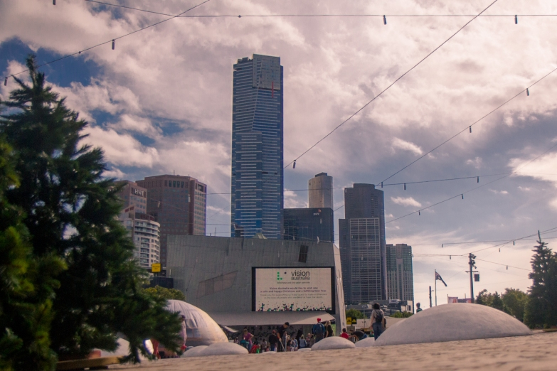 Christmas in Melbourne © Katharina Sunk