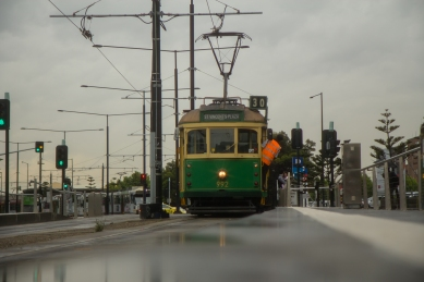 Melbourne Trams © Katharina Sunk