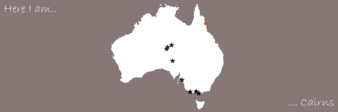 150122 AustraliaMap Cairns