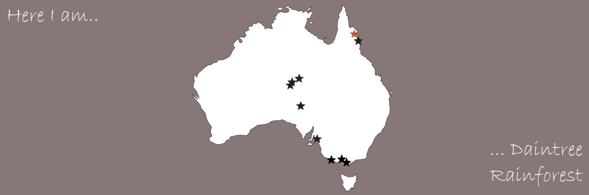 150122 AustraliaMapRainforest