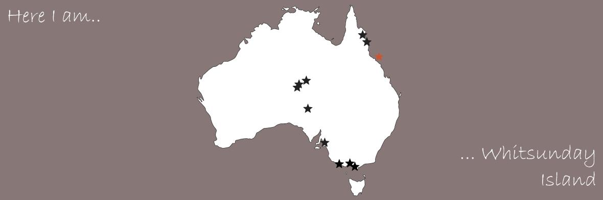 AustraliaMap - Whitsunday
