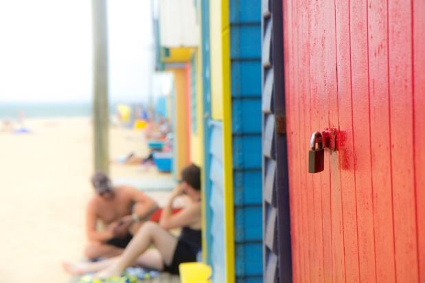 Brighton Beach © Katharina Sunk