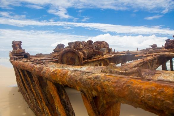 Fraser Island © Katharina Sunk