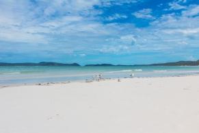 Whitsunday Island © Katharina Sunk