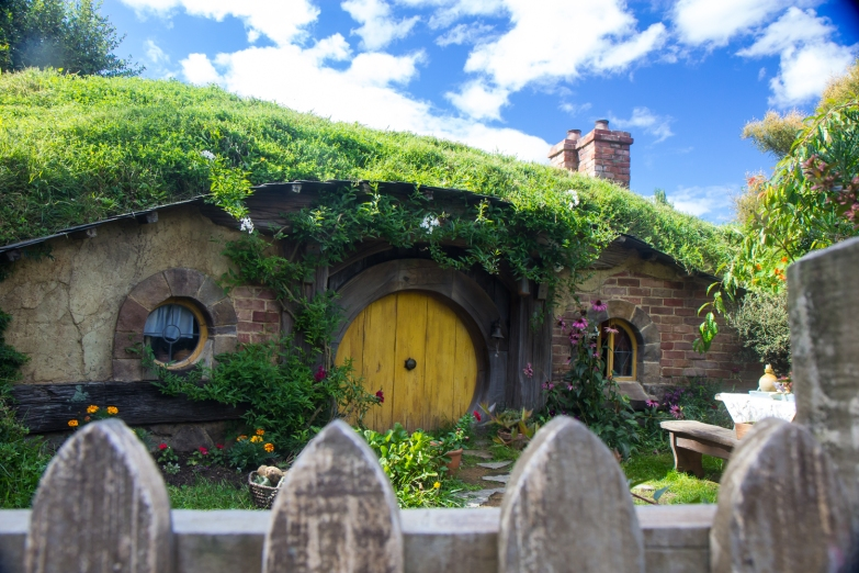 Hobbiton © Katharina Sunk