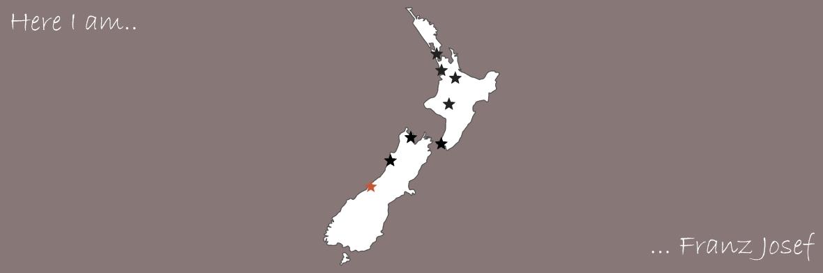 NZ - Franz Josef
