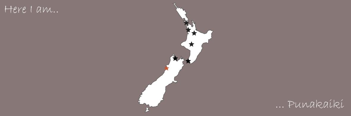 NZ - Punakaiki