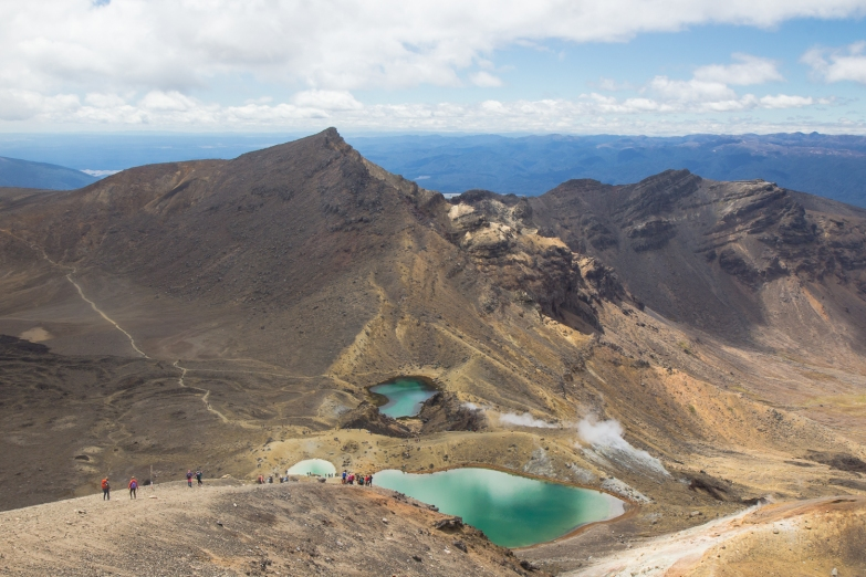 Tongariro © Katharina Sunk