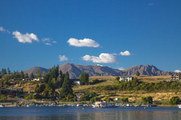Lake Wanaka © Katharina Sunk