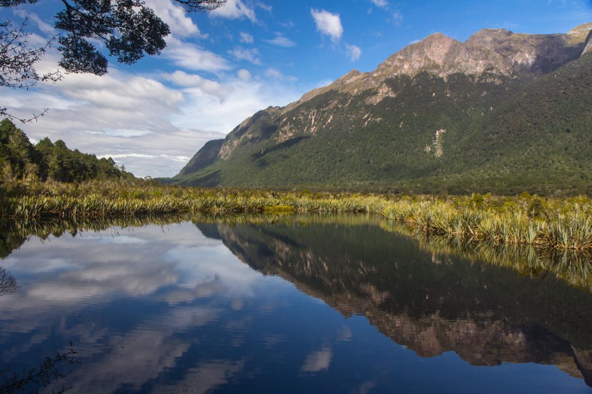 Mirror Lakes © Katharina Sunk