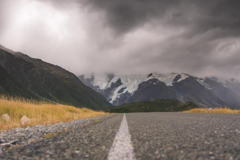 Mount Cook National Park © Katharina Sunk