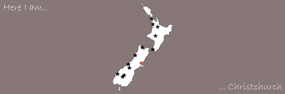 NZ - Christchurch
