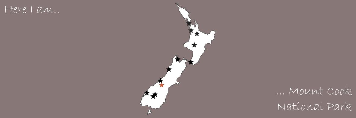 NZ - Mount Cook