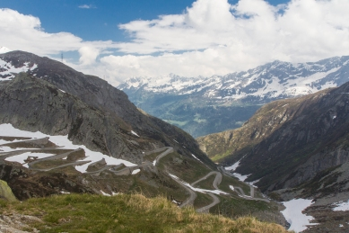Gotthard Pass © Katharina Sunk
