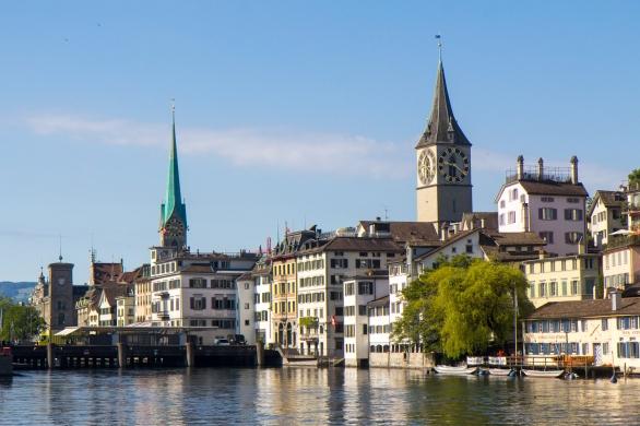 Zürich © Katharina Sunk
