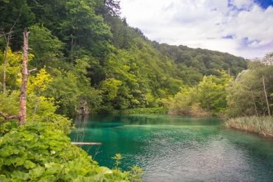 Plitvice Lakes © Katharina Sunk