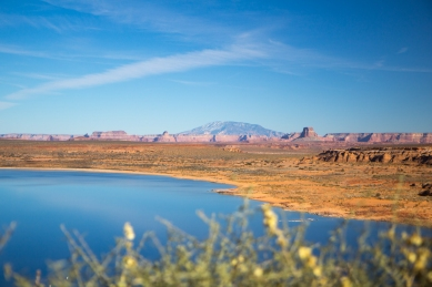 Lake Powell © Katharina Sunk