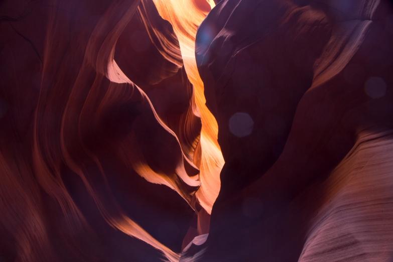 Antelope Canyon © Katharina Sunk