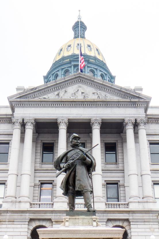 Colorado State Capitol © Katharina Sunk