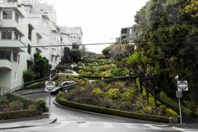 Lombard Street © Katharina Sunk