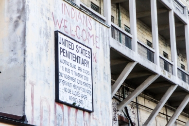Alcatraz © Katharina Sunk