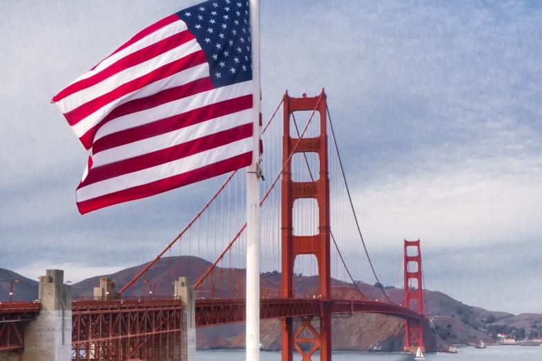 Golden Gate Bridge © Katharina Sunk