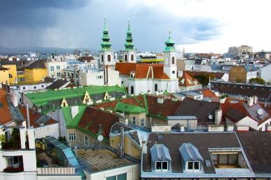 Rainy day in Vienna © Katharina Sunk