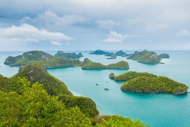 Angthong National Marine Park © Katharina Sunk