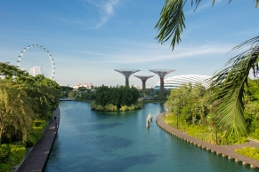 Gardens by the Bay © Katharina Sunk