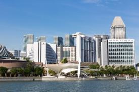 Marina Bay Singapore © Katharina Sunk