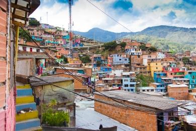 Comuna 13 © Katharina Sunk