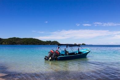 Coiba National Park © Katharina Sunk