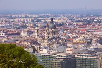 Budapest © Katharina Sunk