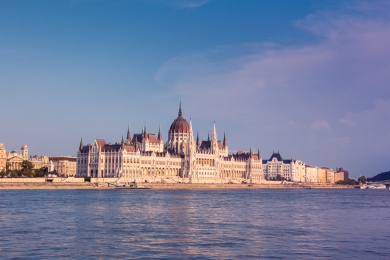 Budapest Parliament © Katharina Sunk