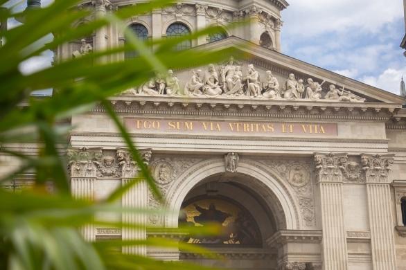 Budapest St. Stephen's Basilica © Katharina Sunk