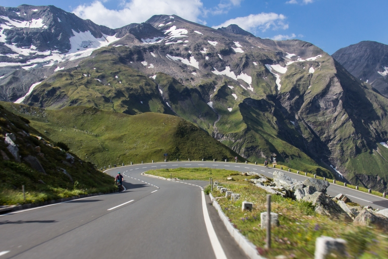Grossglockner High Alpine Road © Katharina Sunk