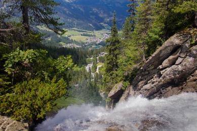 Krimml Waterfalls © Katharina Sunk