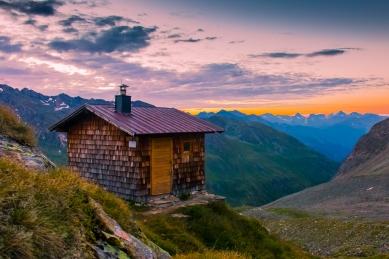 Badener Hütte / Großvenediger © Katharina Sunk