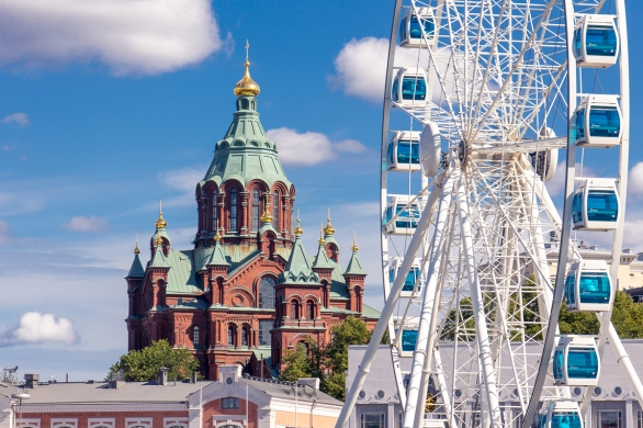 Uspenski Cathedral © Katharina Sunk