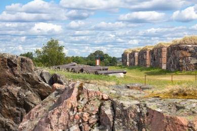 Suomenlinna © Katharina Sunk
