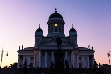 Helsinki Cathedral © Katharina Sunk