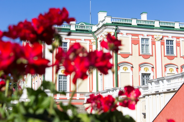 Kadriorg Palace © Katharina Sunk
